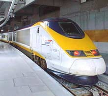 Eurostar Ticket Booking Northern Europe